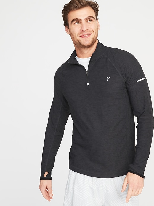 Old Navy Ultra-Soft Breathe ON 1/4-Zip Men's Pullover