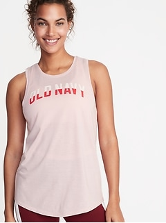 5b418ac0 Workout Tank Tops - Running, Yoga & Gym Tanks for Women | Old Navy