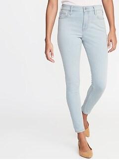 f84b3b4006834 High-Rise 24 7 Sculpt Rockstar Super Skinny Jeans for Women