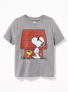 Peanuts® Snoopy & Woodstock Tee for Toddlers