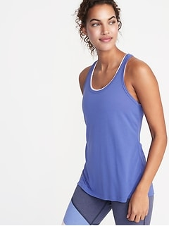 Lightweight Racerback Performance Tank for Women