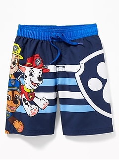 9dec0e2af8 Paw Patrol™ Swim Trunks for Toddler Boys