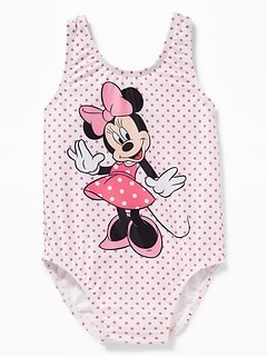 Disney© Minnie Mouse Swimsuit for Toddler Girls