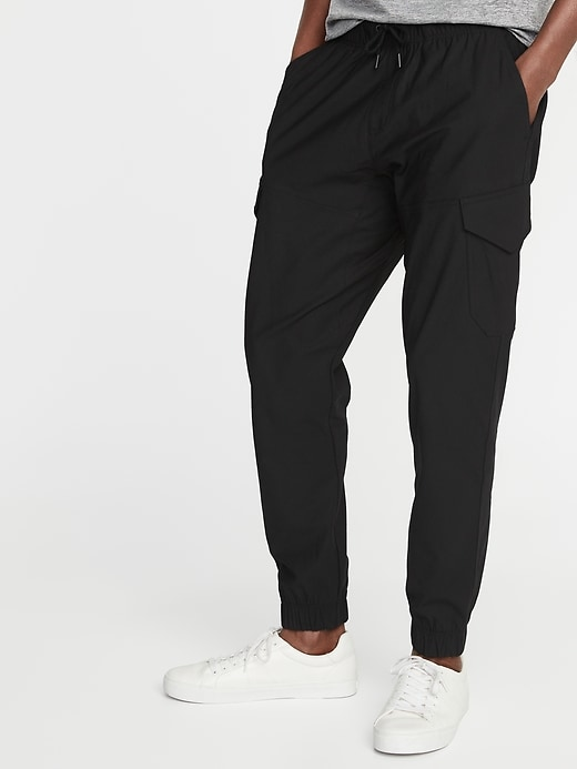 Go-Dry Cargo Joggers for Men