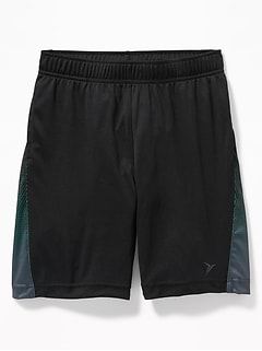 Go-Dry Cool Gradient-Print Shorts for Boys