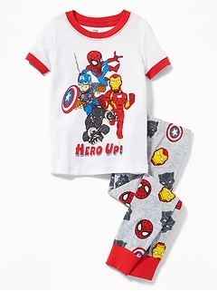 "Marvel&#153 Avengers ""Hero Up!"" Sleep Set For Toddler Boys & Baby"