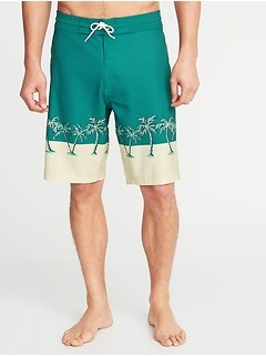 Built-In Flex Board Shorts for Men -10-inch inseam