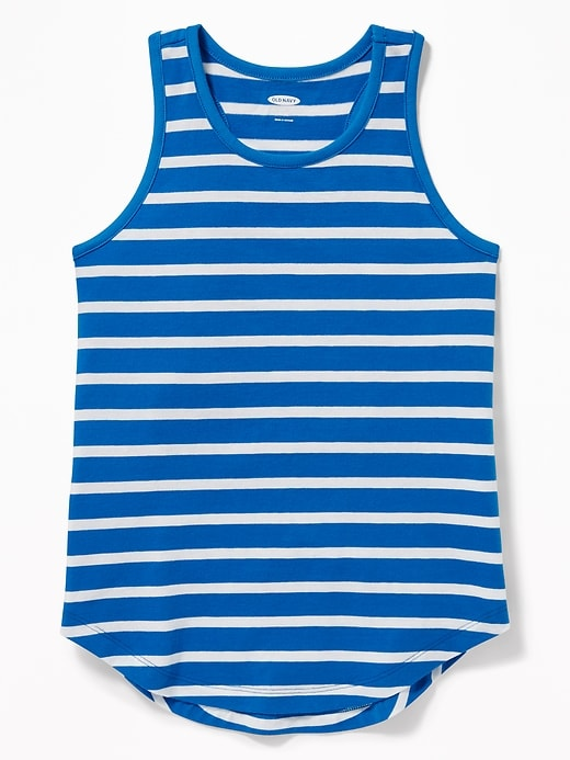 Striped Softest Tank for Girls