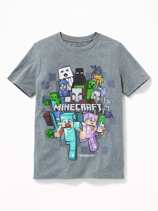 Minecraft&#153 Graphic Tee for Boys