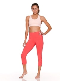 8162f2105f457 High-Rise Balance Yoga Crops for Women | Old Navy