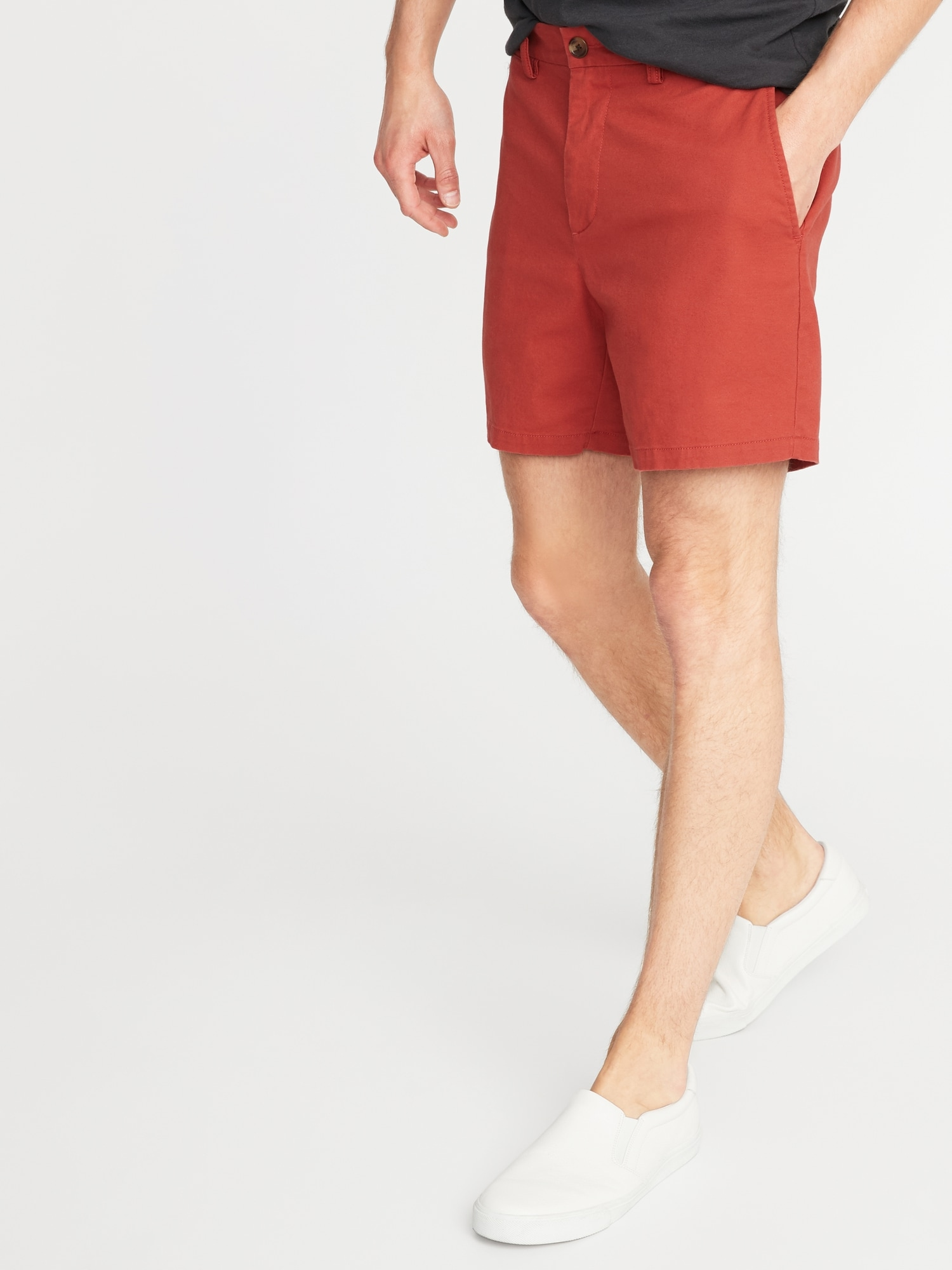 Slim Ultimate Shorts for Men - 6-inch inseam