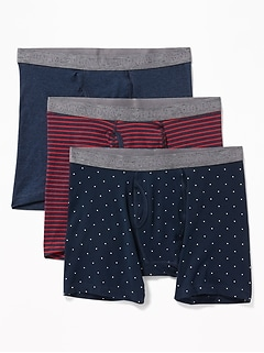 Boxer Briefs 3-Pack for Men