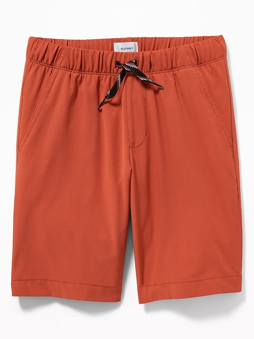 Dry-Quick Built-In Flex Jogger Shorts for Boys
