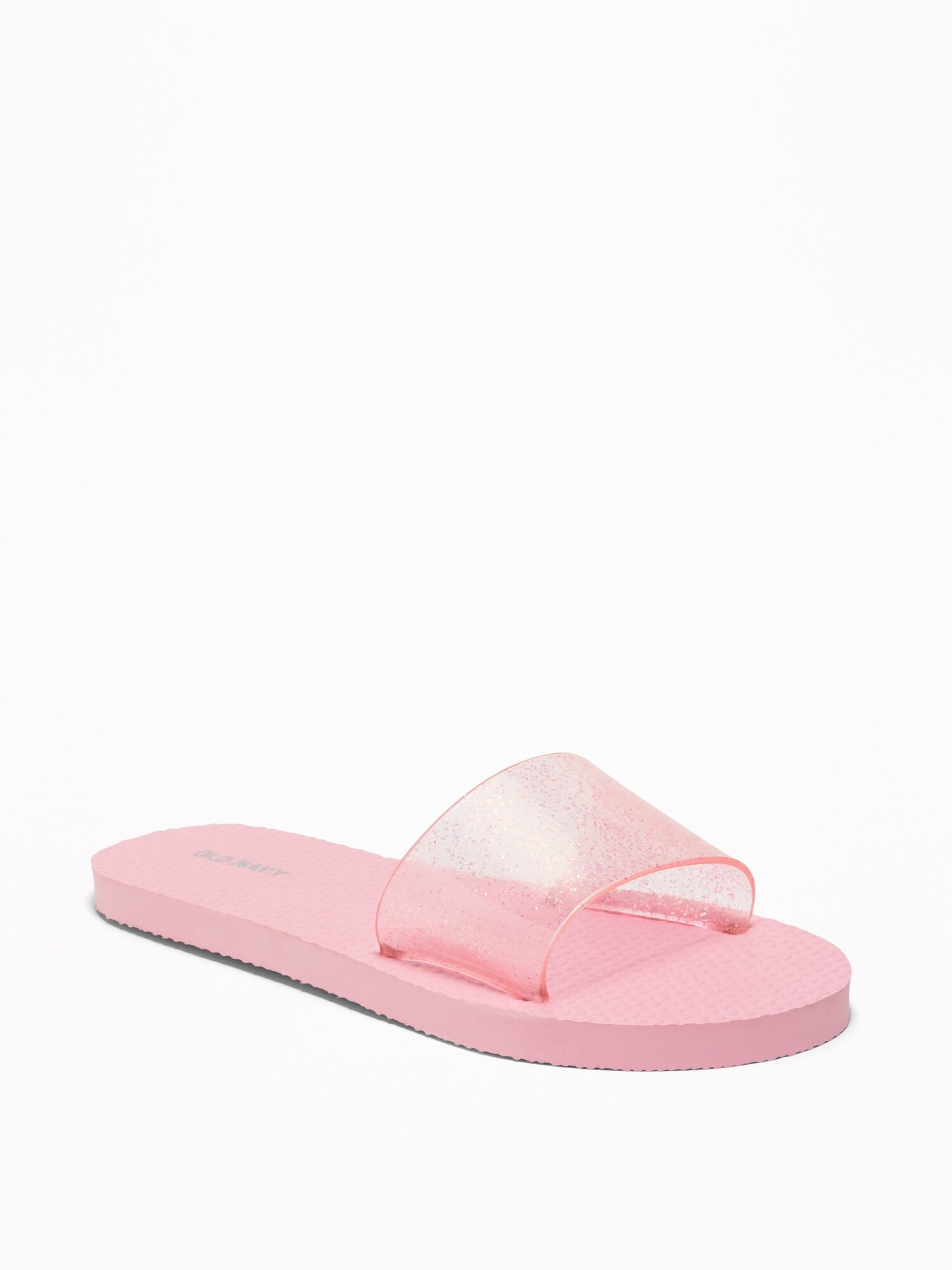8062456125 Jelly Slide Flip-Flops for Girls | Old Navy
