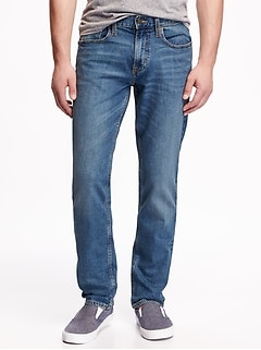 Slim Built-In-Flex Jeans for Men