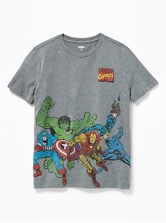 1bcfb249 Marvel Comics™ Avengers Graphic Tee for Boys