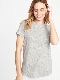 EveryWear Crew-Neck Tee for Women
