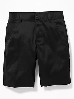 Built-In Flex Uniform Performance Shorts for Boys