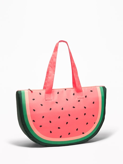 Large Fruit-Shaped Tote for Women