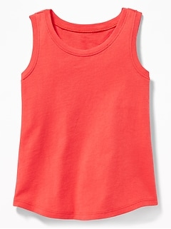 Jersey Tank for Toddler & Baby
