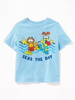 "Garfield&#153 ""Seas the Day"" Tee for Toddlers"