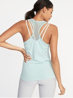 Seamless Performance Tank for Women