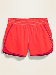 Go-Dry Cool Run Shorts for Girls