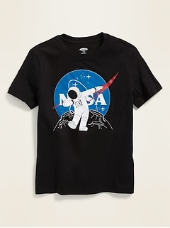 NASA® Astronaut Graphic Tee for Boys