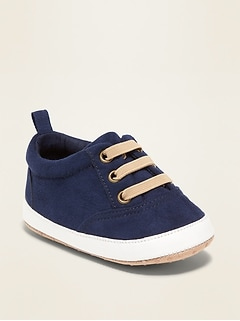 Faux-Suede Sneakers for Baby