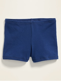 Jersey Bike Shorts for Girls
