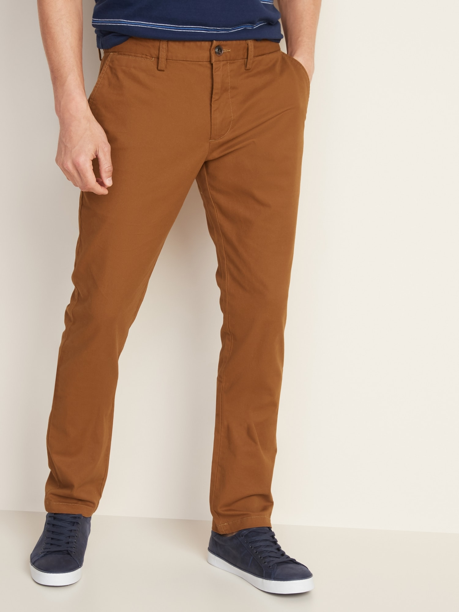 592896621ef Slim Ultimate Built-In Flex Khakis for Men | Old Navy