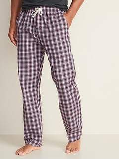 d80806855b3 Men's Pajama Pants & Sleep Bottoms | Old Navy