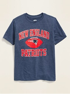 the latest 6d495 8c907 New England Patriots Shirts & Apparel | Old Navy