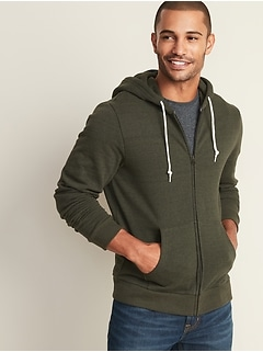 Classic Zip Hoodie for Men