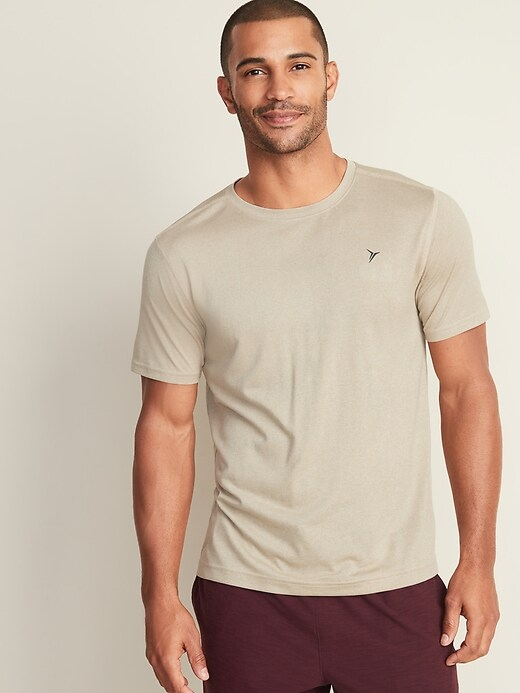 Go-Dry Cool Eco Performance Tee for Men