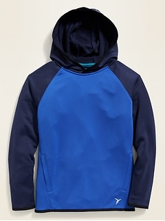 Go-Dry French Terry Pullover Hoodie for Boys