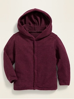 Cozy Hooded Jacket for Baby