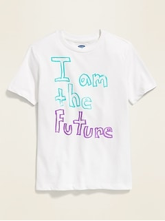 Limited Edition Boys & Girls Club Collection Graphic Tee for Boys
