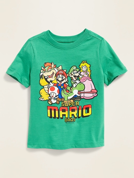 Super Mario Bros.&#153 Tee for Toddler Boys