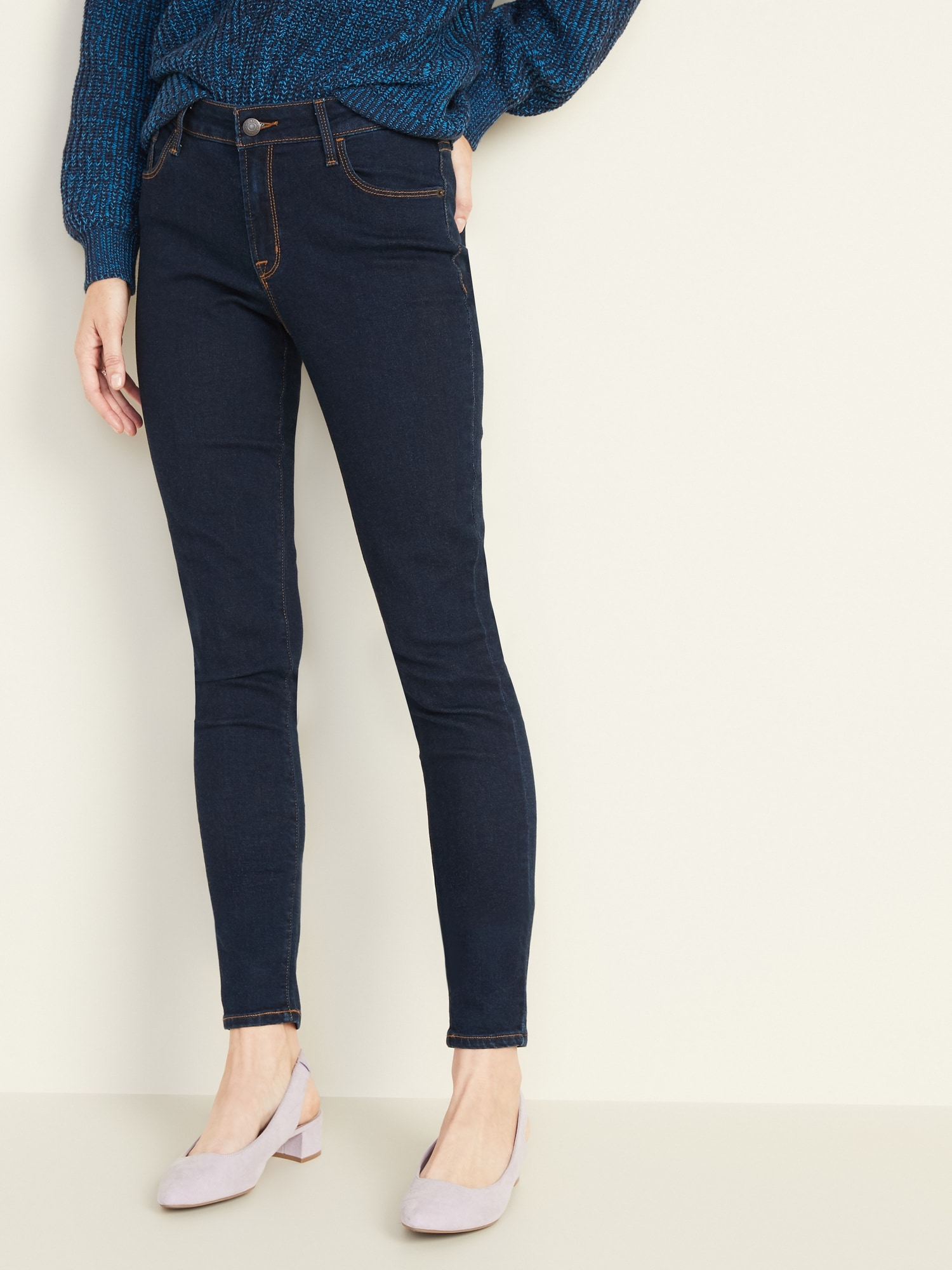 adc35630ff Mid-Rise Rockstar Super Skinny Jeans for Women