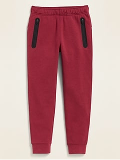 Dynamic Fleece 4-Way-Stretch Joggers for Boys