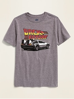 Back to the Future™ Graphic Tee for Boys