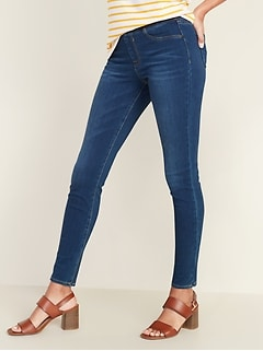 Mid-Rise 24/7 Sculpt Rockstar Jeggings for Women