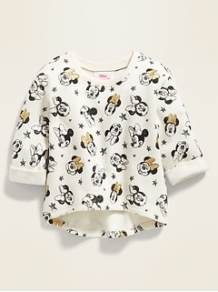 Disney© Minnie Mouse Sweatshirt for Toddler Girls