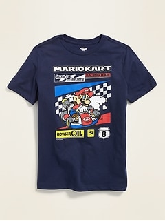Mario Kart™ Racing Team Graphic Tee for Boys