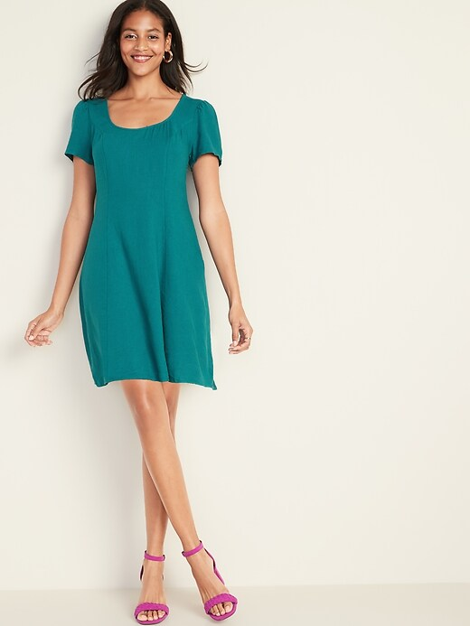 Fit & Flare Dress for Women