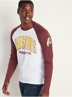 NFL® Team Graphic Raglan-Sleeve Tee for Men