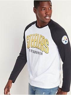 NFL&#174 Team Graphic Raglan-Sleeve Tee for Men