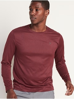 Go-Dry Cool Eco Long-Sleeve Tee for Men