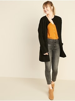 Relaxed Cardi Coat for Women